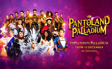 Pantoland at The London Palladium