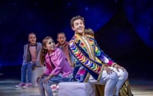 Jac Yarrow in Joseph Musical