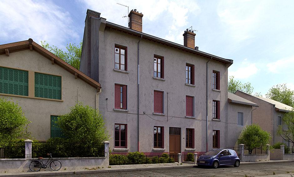 Côté Lyon 8