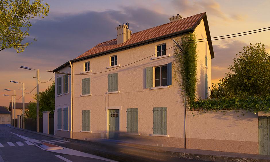 Côté Lyon 9