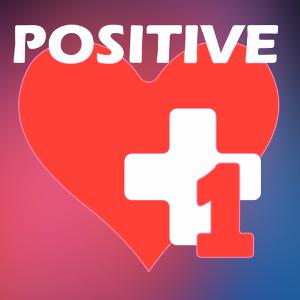 Positive Plus One