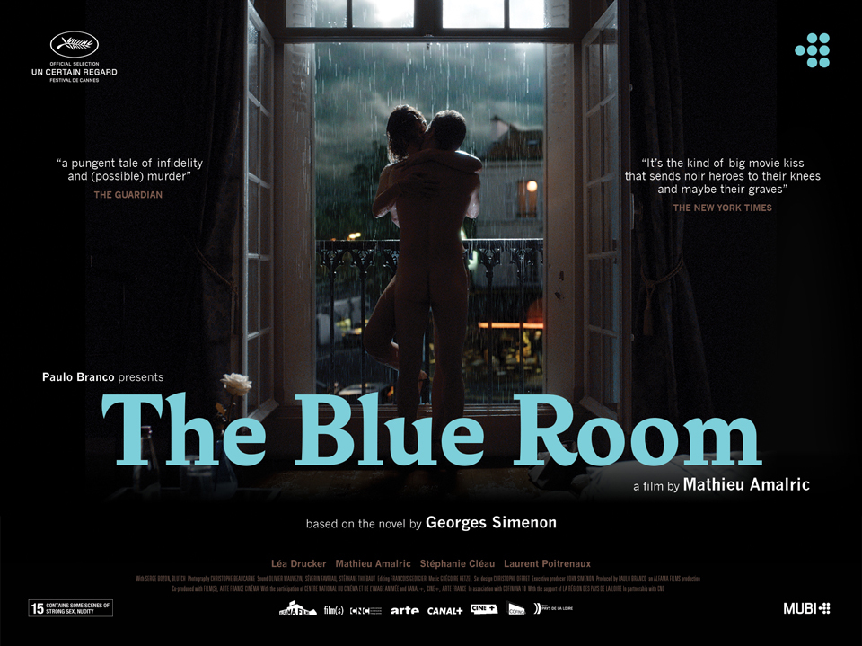 The Blue Room | mac birmingham