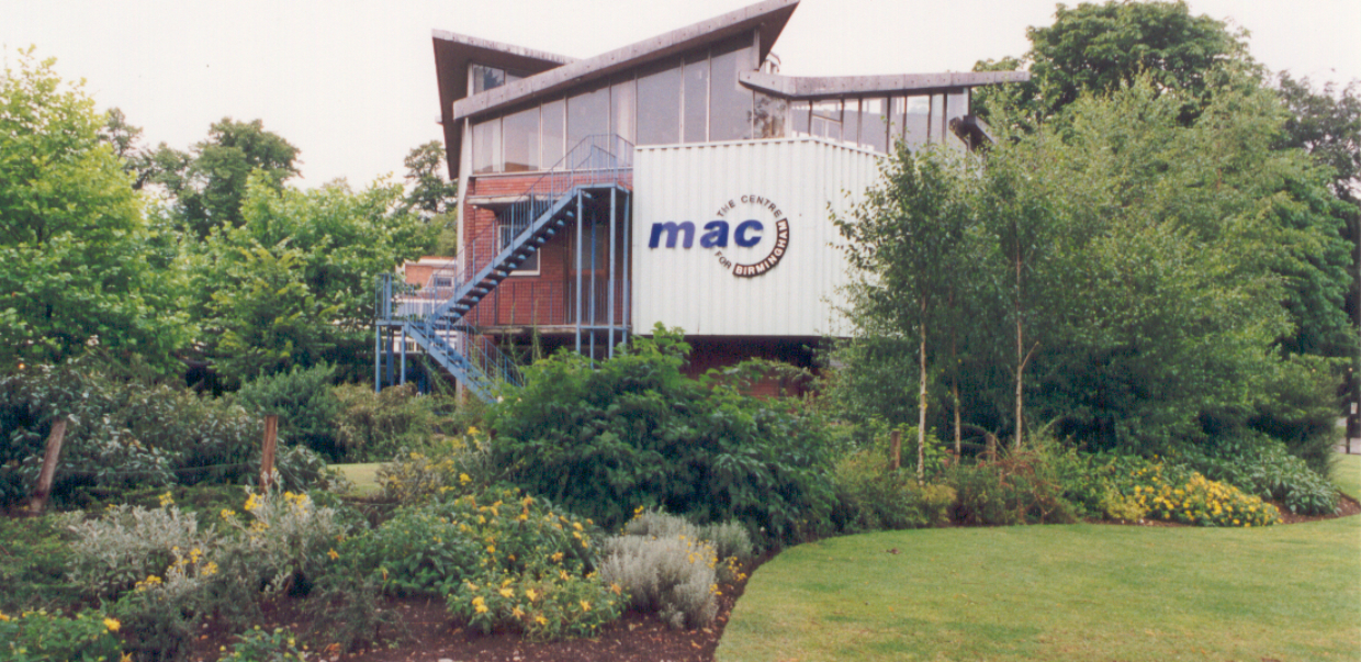 How mac looked in 2005 before the redevelopment