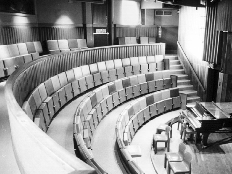 The hexagon theatre