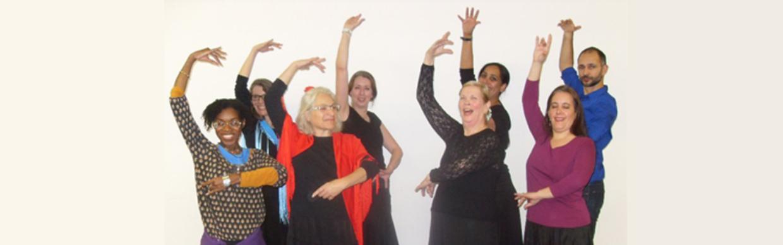 Courses. Flamenco Improvers