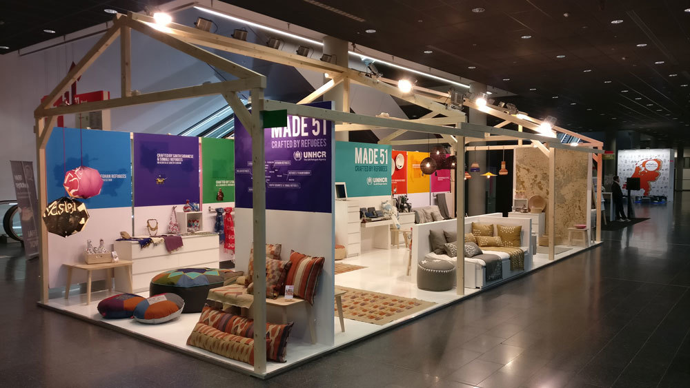 MADE51 at Ambiente, Frankfurt