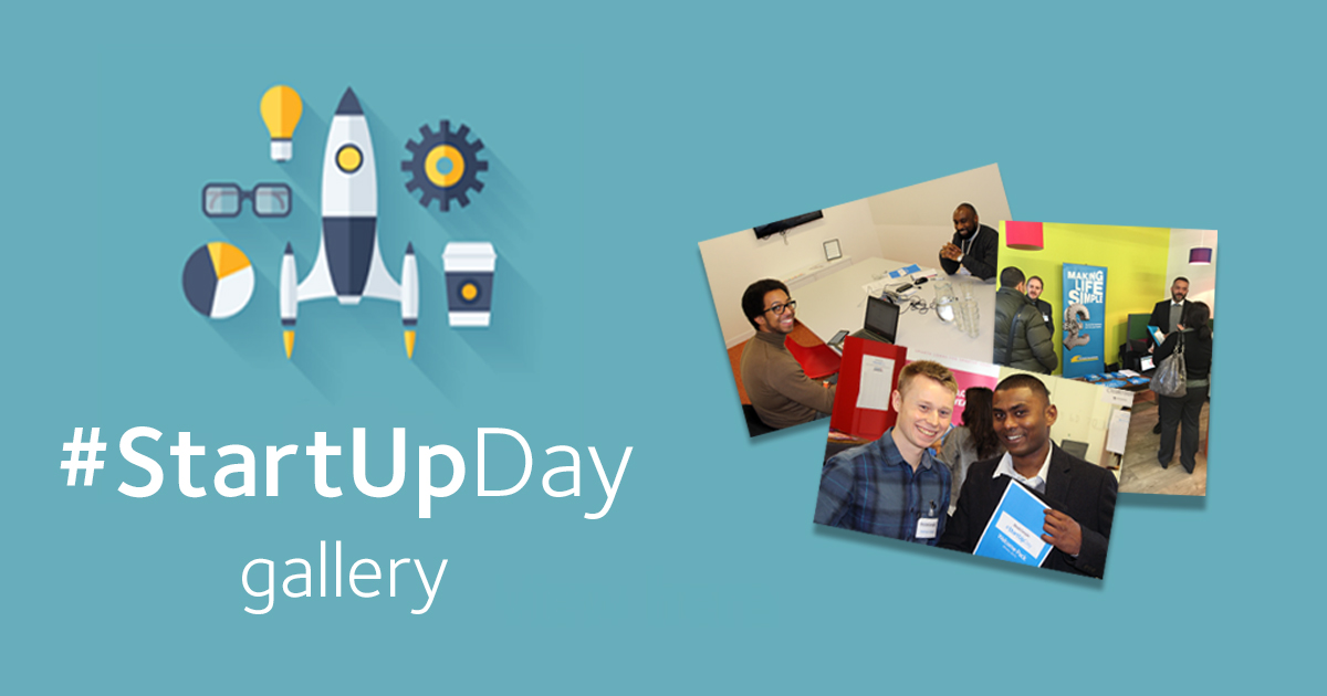 Start up day gallery
