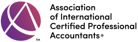Logo association international certified professional accountants