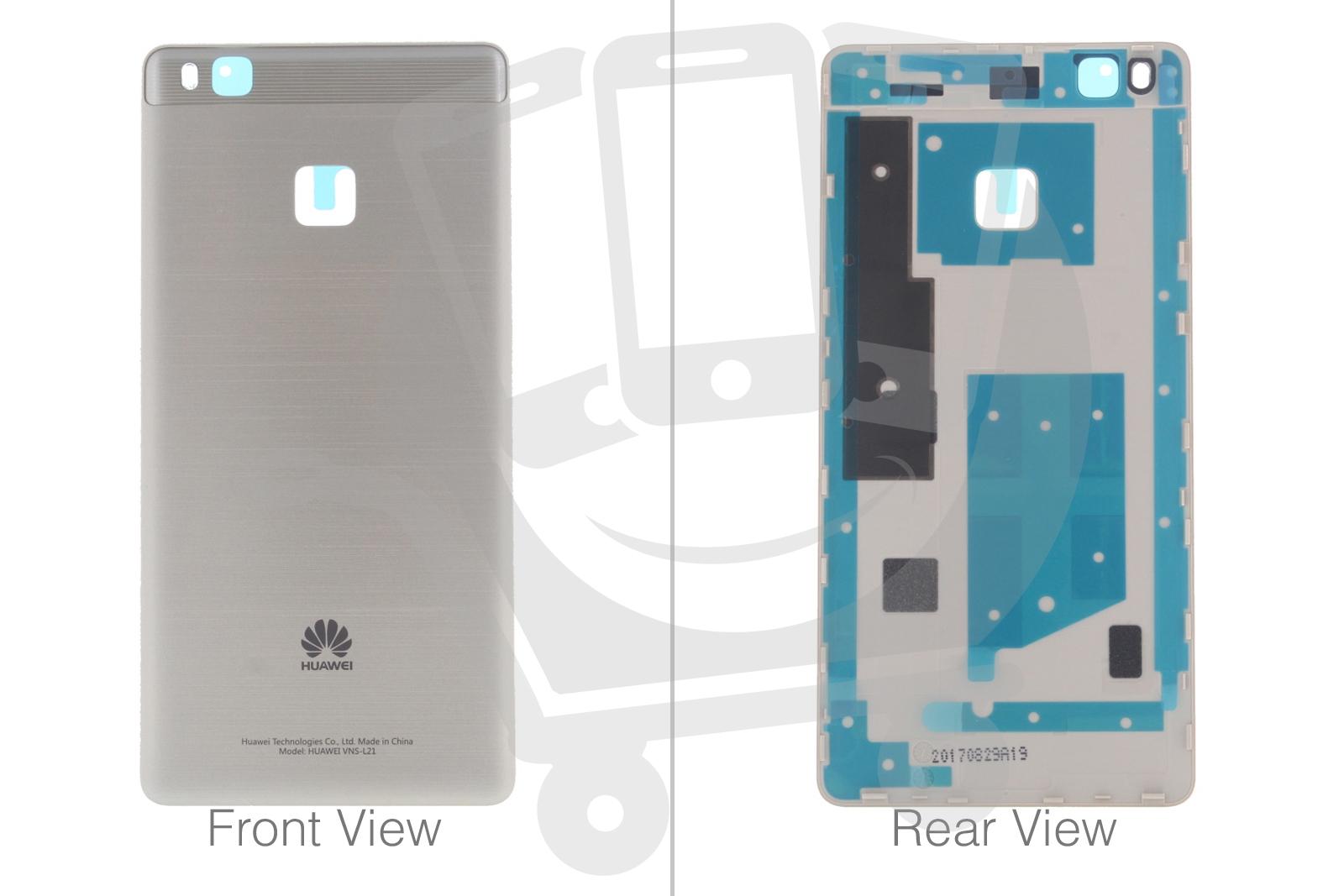 Genuine Huawei P9 Lite VNS-L31 Gold Battery Cover - 02350SCQ | eBay