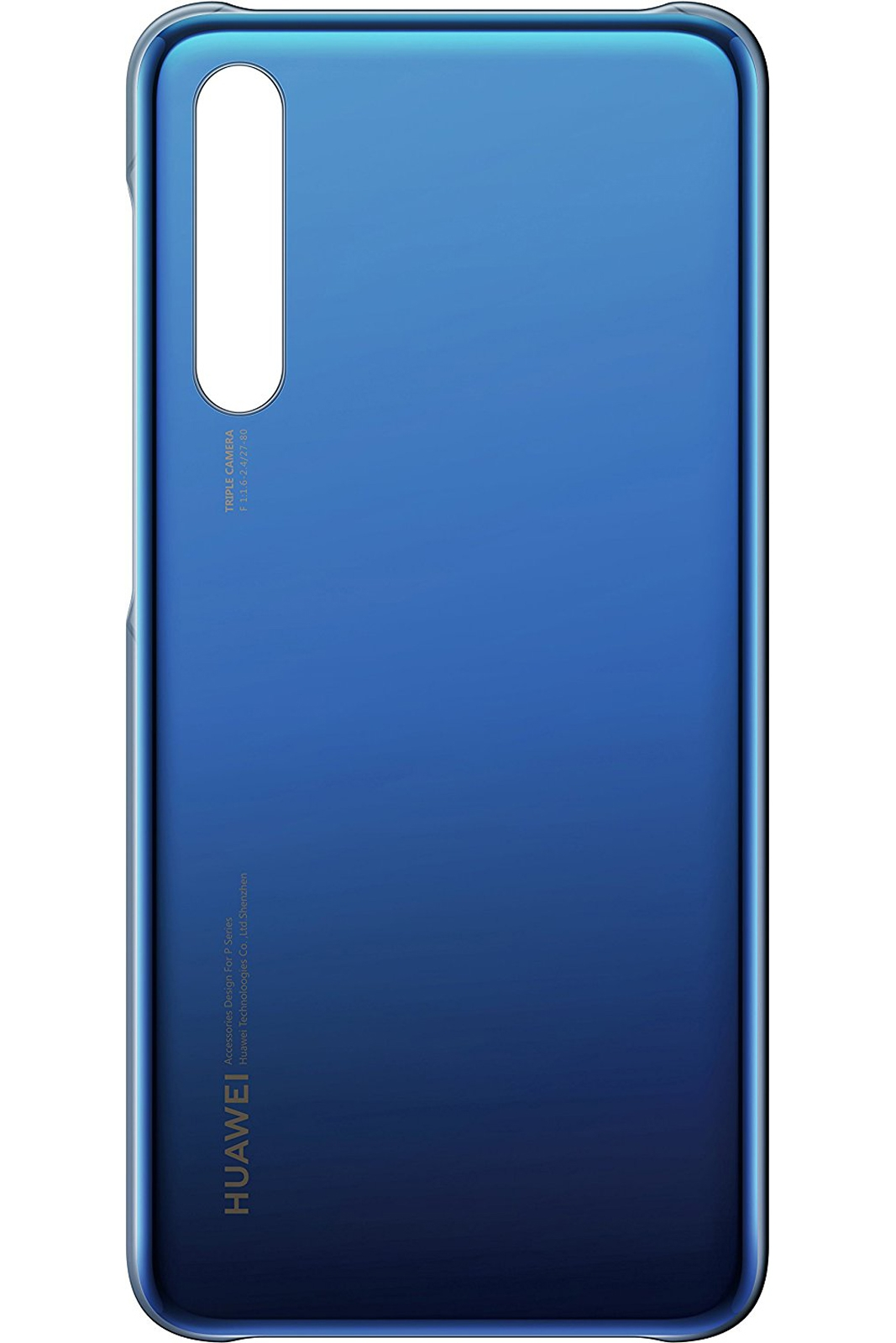 sports shoes a0eaa 57318 Details about Official Huawei P20 Pro Deep Blue Colour Case / Cover -  51992374