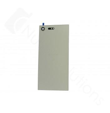 Genuine Sony Xperia XZ Premium G8141, G8142 Chrome Battery / Rear Cover (No Adhesive) - 1306-7162