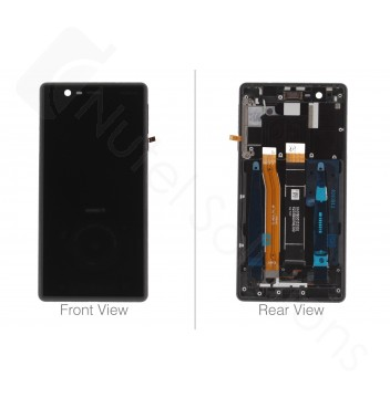 Genuine Nokia 3 TA-1032 & TA-1020 Black LCD Screen & Digitizer - 20NE1BW0001 Type A Version