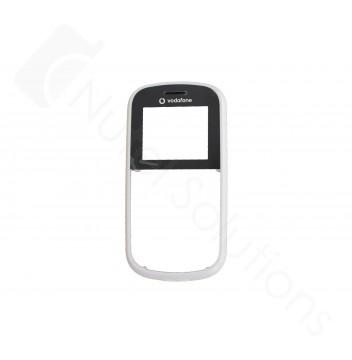 Genuine Alcatel 155 Vodafone VF155 White Front Cover - BCA24A0B25C0