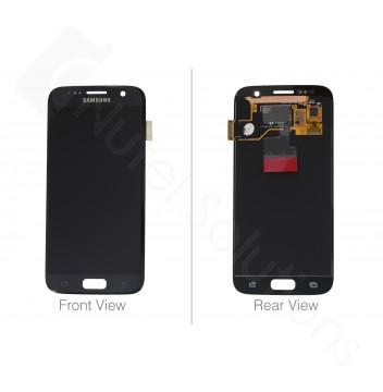 Genuine Samsung Galaxy S7 G930 Black LCD Screen & Digitizer No LCD Adhesive - GH97-18523A