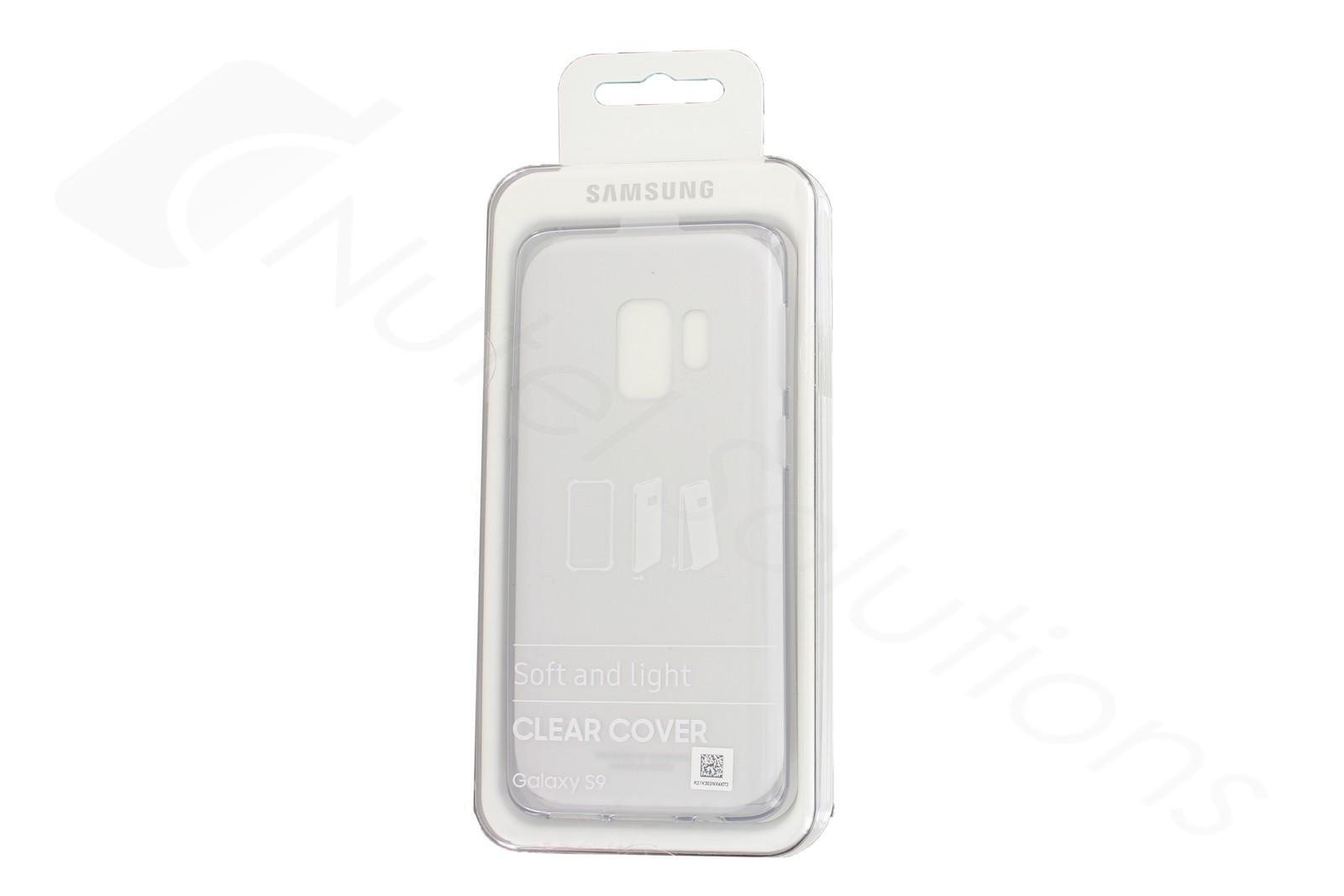 Official Samsung Galaxy S9 Transparent Clear Cover Ef Qg960ttegww Original Casing For A5 2016 A510 More Views