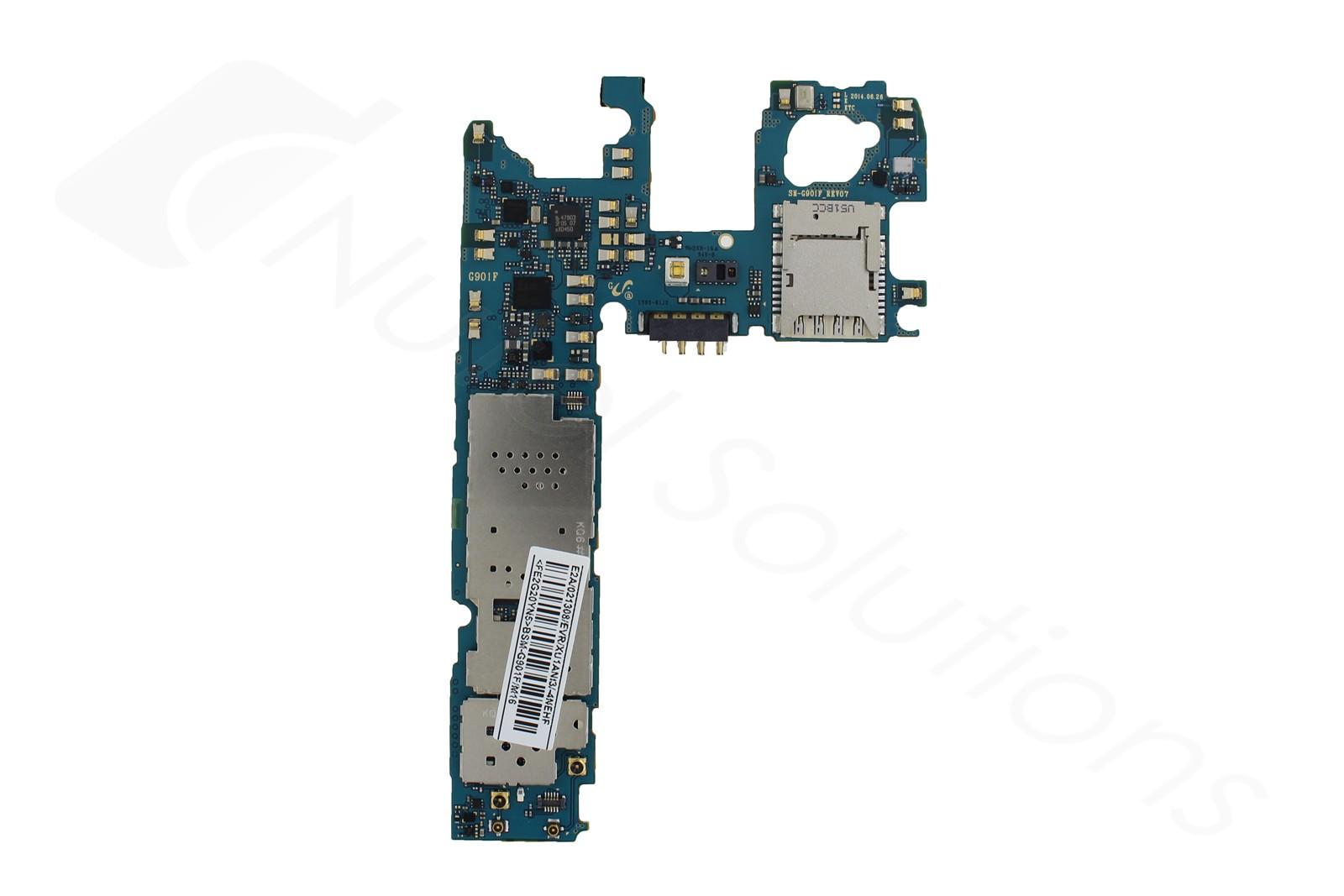 Genuine Samsung Galaxy S5 Plus LTE-A G901F Motherboard - GH82-08814A