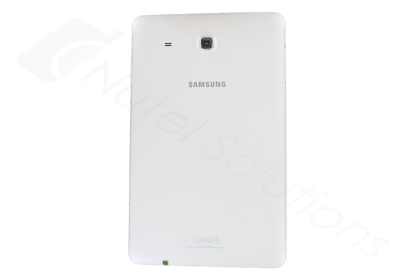 Genuine Samsung Galaxy Tab E 9 6 T561 White Battery Rear Cover