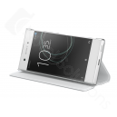 Official Sony SCSG30 White Style Stand Cover - Xperia™ XA1