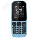 Nokia 105 2017 Blue Sim Free / Unlocked Mobile Phone