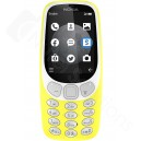 Nokia 3310 3G Yellow Sim Free / Unlocked Mobile Phone