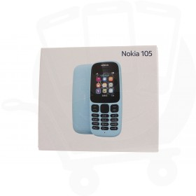 Nokia 105 2017 White Sim Free / Unlocked Mobile Phone