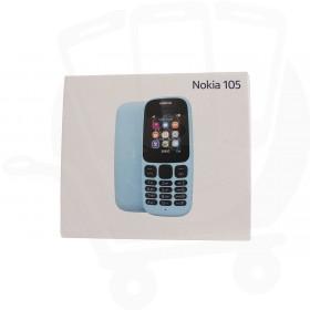 Nokia 105 2017 White Sim Free / Unlocked Mobile Phone