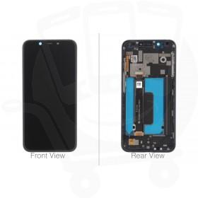 Genuine Nokia 8.1 Blue LCD Screen & Digitizer - 20PNXLW0001