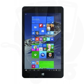 Linx 810 Quad Core 1GB 32GB SSD 8 inch IPS Windows 10 Wi-Fi Tablet - Black