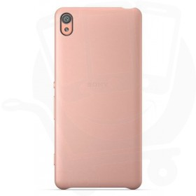 Official Sony SBC26 Rose Gold Protective Back Style Cover - Xperia™ XA