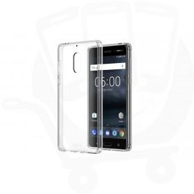 Official Nokia 6 Premium Hybrid TPU Case / Cover - CC-703