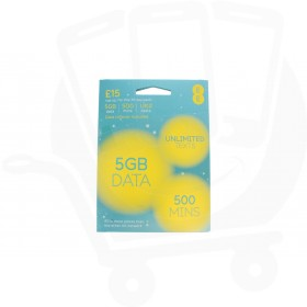 EE £15 Triple Pre Pay SIM Card
