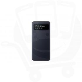 Official Samsung Galaxy S10 Lite SM-G770 Black S View Wallet / Flip Case - EF-EG770PBEGEU