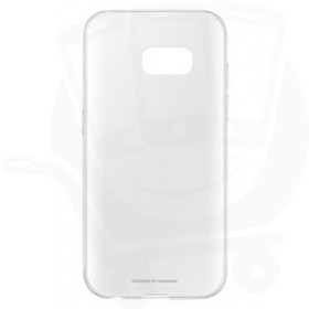 Official Samsung Galaxy A5 2017 SM-A520 Clear Cover - EF-QA320TTEGWW