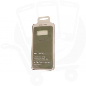 Official Samsung Galaxy Note 8 Alcantara Khaki Back Cover Case - EF-XN950AKEGWW