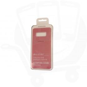 Official Samsung Galaxy Note 8 Alcantara Pink Back Cover Case - EF-XN950APEGWW