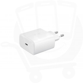 Official Samsung EP-TA845 45W EU USB Type C Mains Charger - White