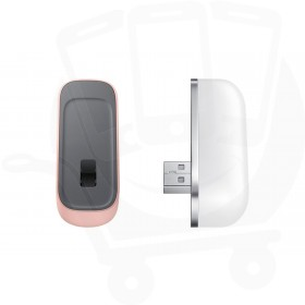 Official Samsung Evo 5.1 Pink Battery Pack USB LED CAP Lamp - ET-LA510BREGWW
