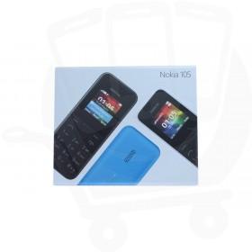 Nokia 105 Black Sim Free / Unlocked Mobile Phone