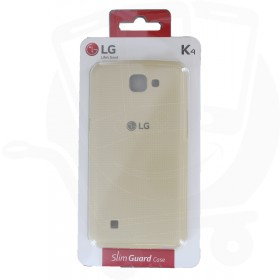 Official LG CSV-170 Ivory Slim Guard Cover - K4