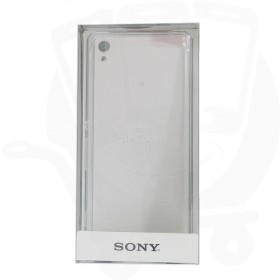Official Sony SBC24 Transparent Back Style Cover - Xperia™ XA