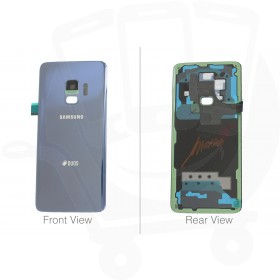 Genuine Samsung Galaxy S9 Hybrid SM-G960 Coral Blue Rear / Battery Cover - GH82-15875D