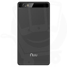 Nuu Mobile M3x Android™ 32GB Dual Sim 4G Sim Free / Unlocked Mobile Phone - Black