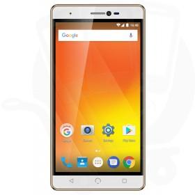 Nuu Mobile M3x Android™ 32GB Dual Sim 4G Sim Free / Unlocked Mobile Phone - Gold