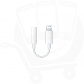 Official Apple Lightning to 3.5mm Headphone Jack Adapter - MMX62ZM/A - Retail Packed