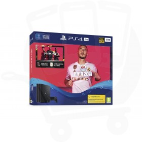 Sony PlayStation 4 Pro 1TB Console With FIFA 20
