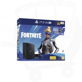 Sony PlayStation 4 Pro 1TB Console With Fortnite Neo Versa