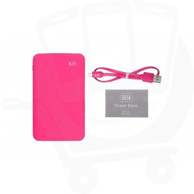 Official Kate Spade New York Slim Captive Lightning Battery Bank For Apple - 1500mAh