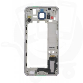 Genuine Samsung G850 Galaxy Alpha Chassis / Middle Cover - GH96-07649A