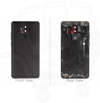 Official Huawei Mate 9 Black Battery Cover - 02351DGE