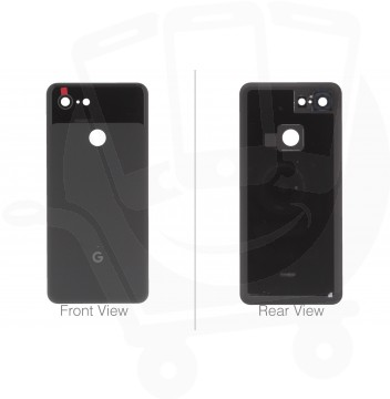 Official Google Pixel 3 Just Black Battery / Rear Cover - 20GB1BW0S01